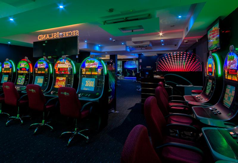 Sala máquinas recreativas Sala Marbella
